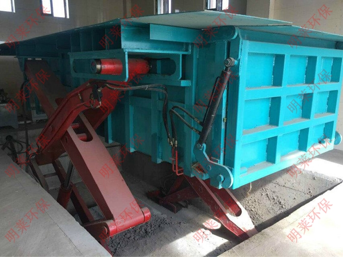 MLDM-地埋式垃圾压缩设备